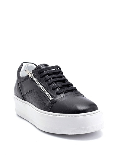 Derimod Erkek Ayakkabı(21018) Sneaker Siyah